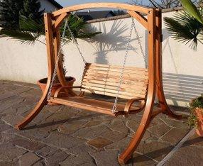 hollywoodschaukel modern kaufen. Black Bedroom Furniture Sets. Home Design Ideas
